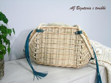 Torebka-koszyk słomkowa (1)