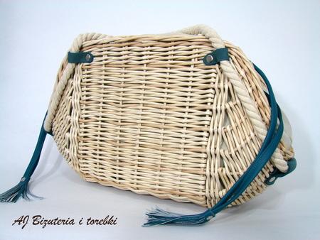 Torebka-koszyk słomkowa (3)